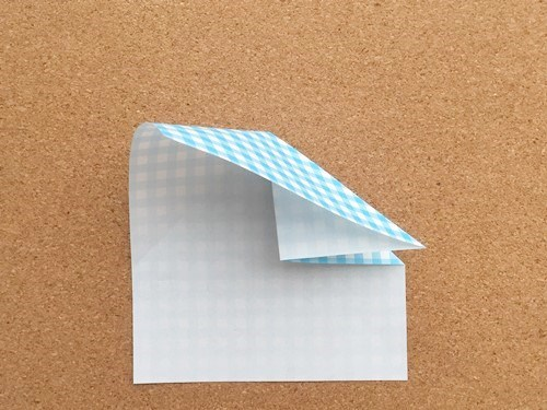 ハート2の折り方6