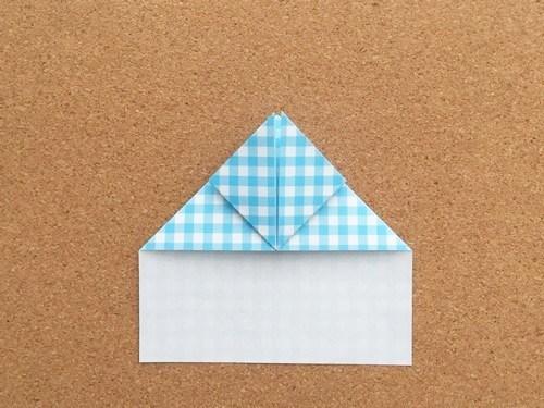 ハート2の折り方9
