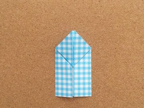 ハート2の折り方11