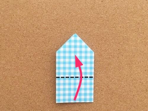 ハート2の折り方13