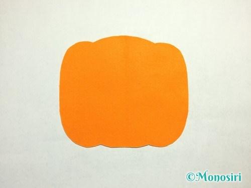 ハロウィンのかぼちゃバッグの作り方4