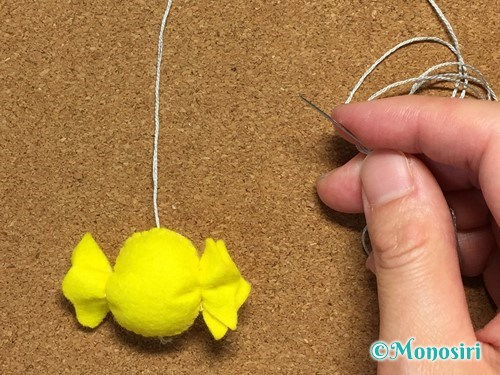 つるし飾りの作り方3