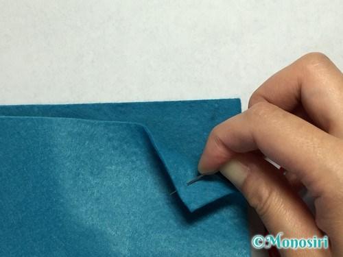 たてまつり縫いのやり方1