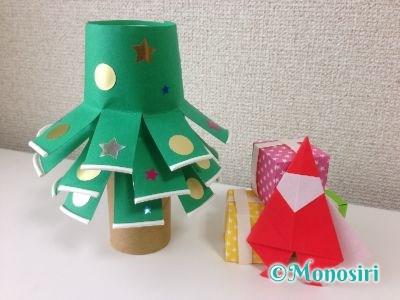 紙コップでクリスマスツリーの作り方11