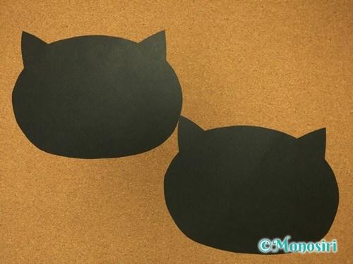 ハロウィンの画用紙バッグの作り方14