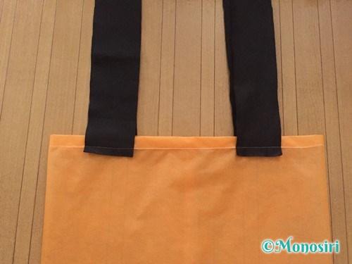 ハロウィンのかぼちゃ衣装の作り方7