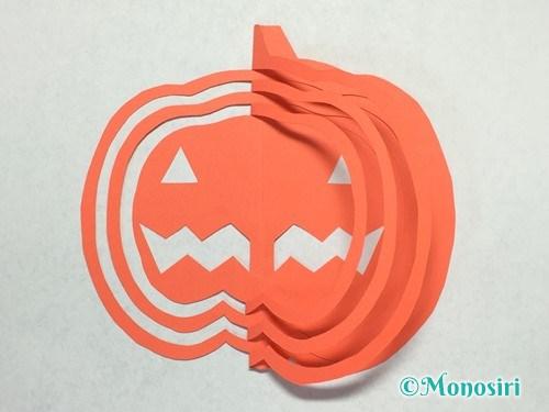 ハロウィンオーナメントの作り方12