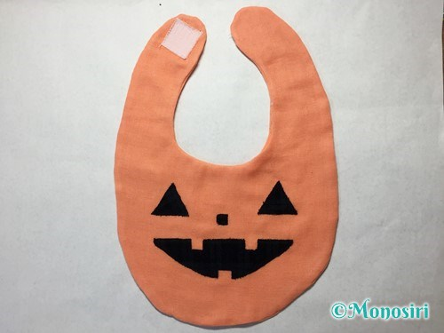 ハロウィンのかぼちゃスタイの作り方14