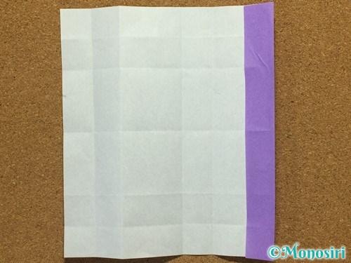折り紙でアルファベットのIの折り方15