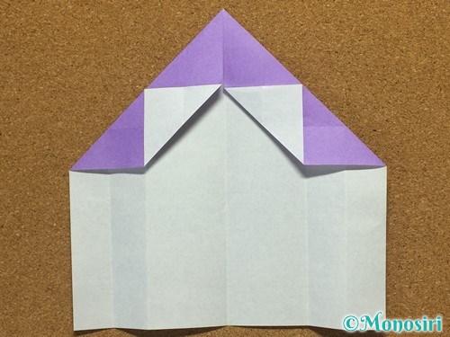 折り紙でアルファベットのMの折り方13