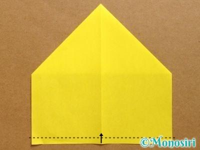 折り紙でベルの折り方4