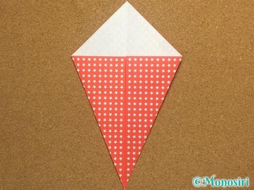 折り紙でガーランドの作り方3