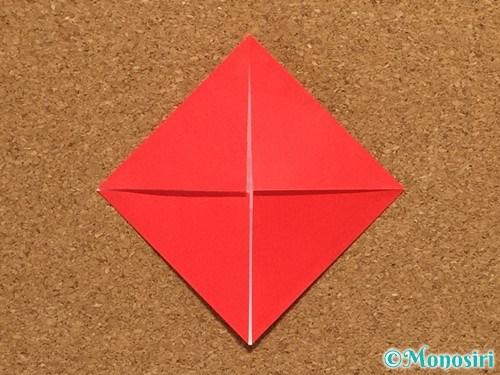 折り紙で柊(ひいらぎ)の折り方13