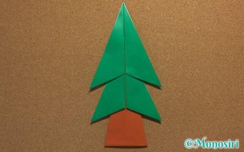 簡単 折り紙 クリスマスツリー折り紙簡単 : mono-siri.com