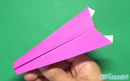 ハート 折り紙:折り紙 飛行機 よく飛ぶ-mono-siri.com