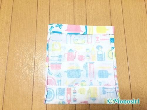 簡単なコップ袋の作り方14