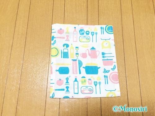 簡単なコップ袋の作り方15
