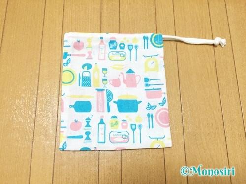 簡単なコップ袋の作り方17