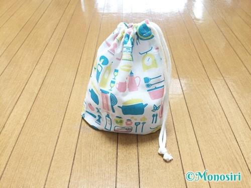 簡単なコップ袋の作り方19