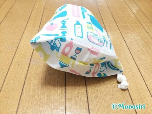簡単なコップ袋の作り方20