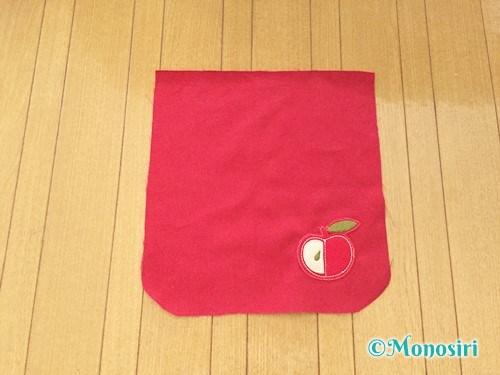子供用ショルダーバッグの作り方15