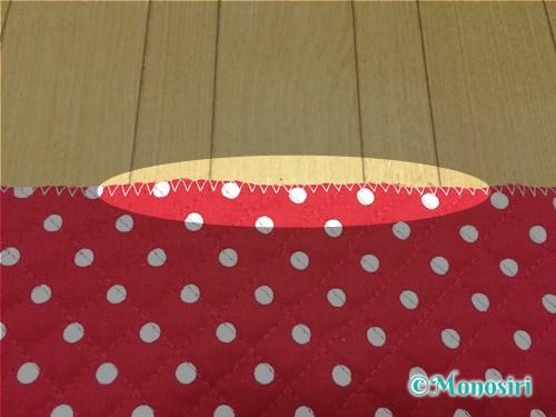 子供用ショルダーバッグの作り方2