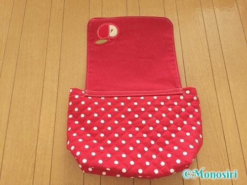 子供用ショルダーバッグの作り方25