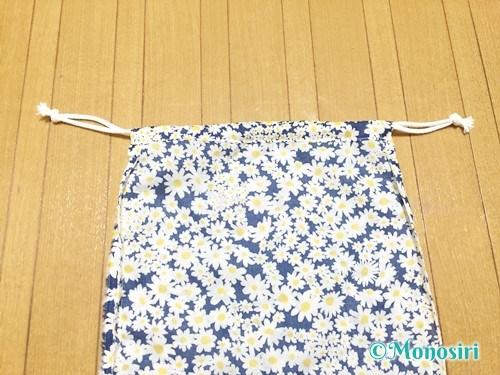 簡単な巾着袋の作り方15