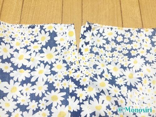 簡単な巾着袋の作り方8