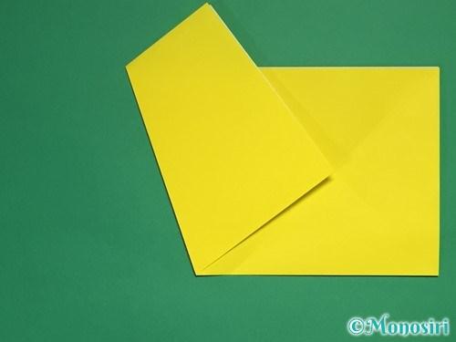 簡単 折り紙 : 折り紙 星 切る : mono-siri.com