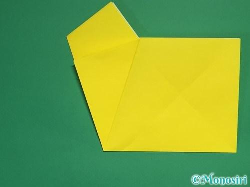 折り紙で星の切り方12