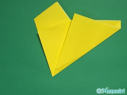折り紙で星の切り方14
