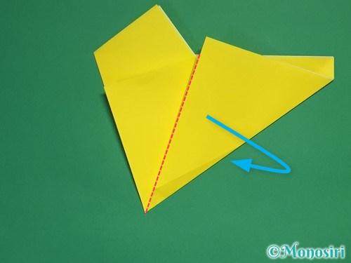 折り紙で星の切り方15