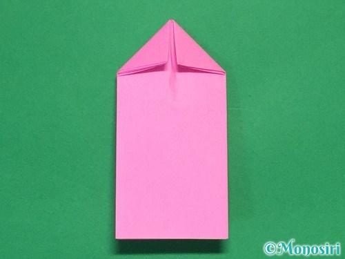 折り紙で可愛いリボンの折り方10