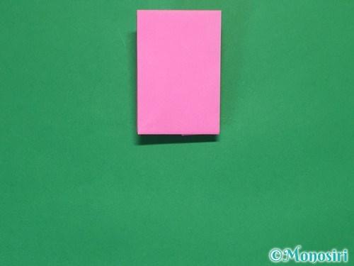 折り紙で可愛いリボンの折り方20