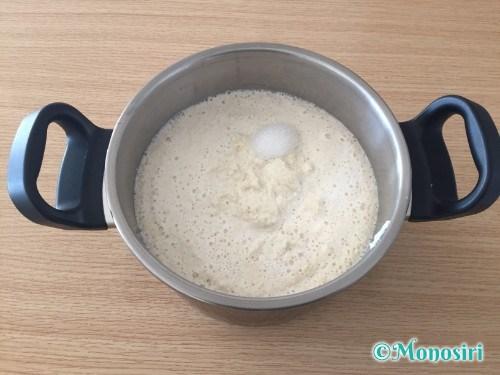 手作り豆腐作成手順6