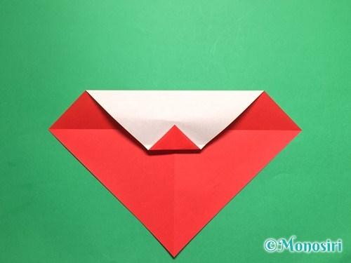 折り紙でテントウ虫の折り方手順6