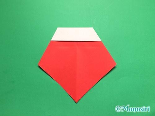 折り紙でテントウ虫の折り方手順10