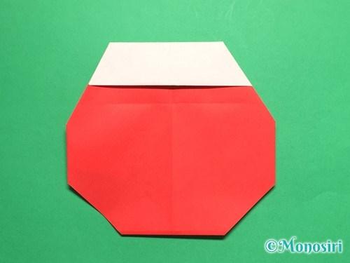 折り紙でテントウ虫の折り方手順12