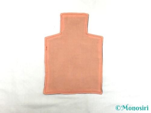 赤ちゃんの汗取りパッドの作り方手順12