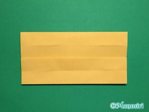 折り紙で畳の折り方手順6