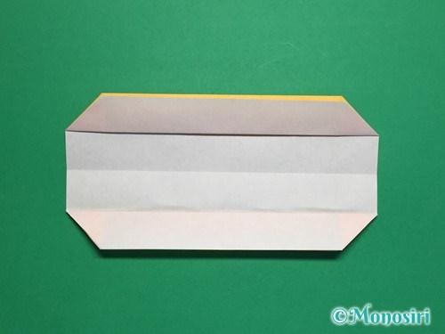 折り紙で畳の折り方手順12