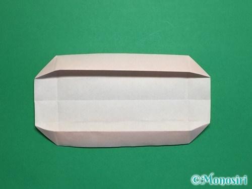 折り紙で畳の折り方手順16