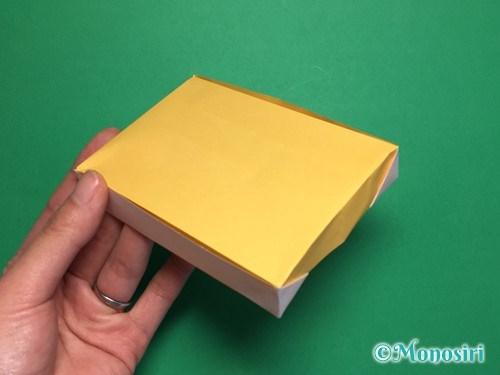 折り紙で畳の折り方手順18