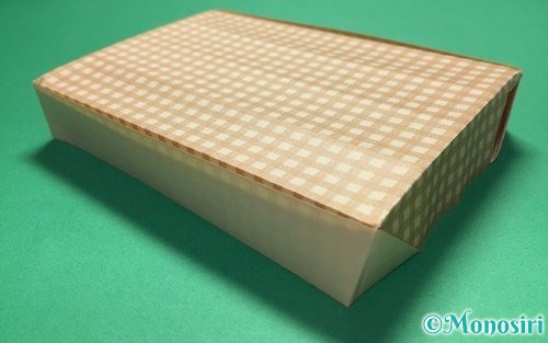 折り紙で作った畳