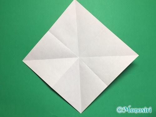 折り紙でお内裏様とお雛様の折り方手順5