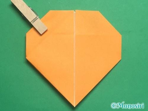 折り紙で脚付き三方の折り方手順26