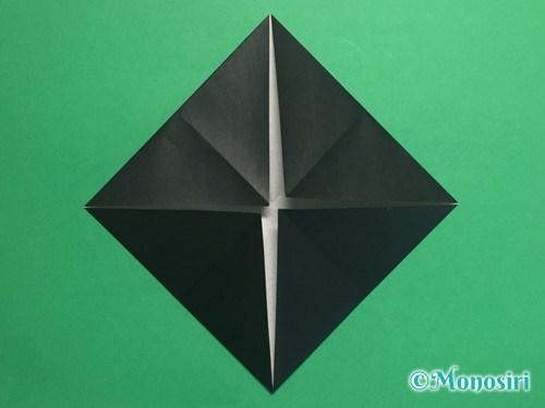 折り紙でパッチンカメラの折り方手順4