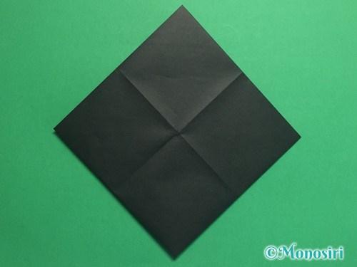 折り紙でパッチンカメラの折り方手順5