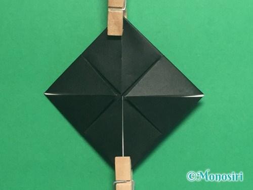折り紙でパッチンカメラの折り方手順11